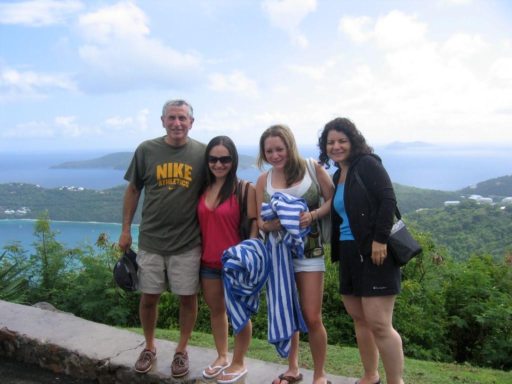 St. Thomas Island Tour >> what to see on St. Thomas in ONE day! // www.apassionandapassport.com