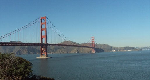 A Golden Gate Bridge Christmas