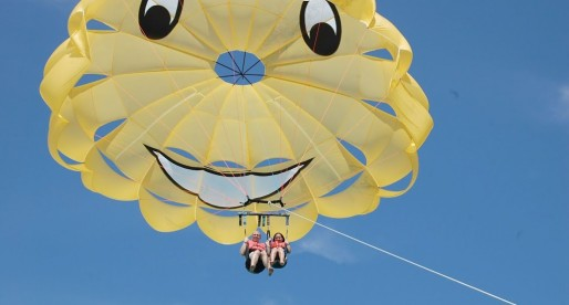 Parasailing in Punta Cana: A Birds Eye View