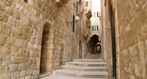 On Being Jewish in the Jewish Quarter