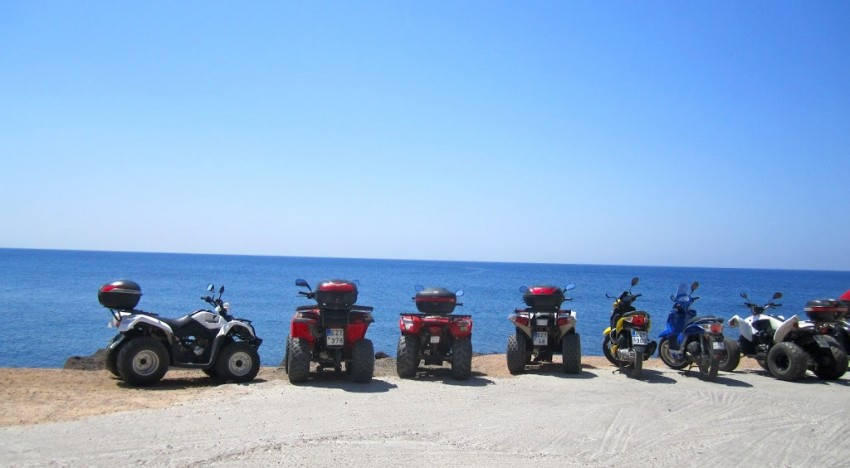 A is for ATV: My New Preferred Method of Travel