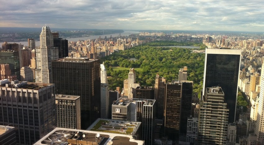 N is for NEW YORK: top 5 tourist attractions
