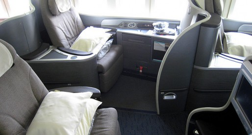 How to Fly First Class on a Coach Budget