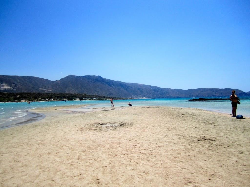 elafanisi crete