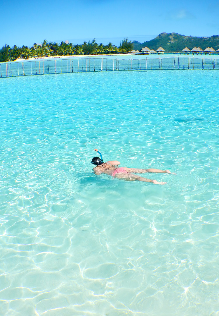 Wondering what to do in Bora Bora?! It doesn't have to be all relaxing! | www.apassionandapassport.com