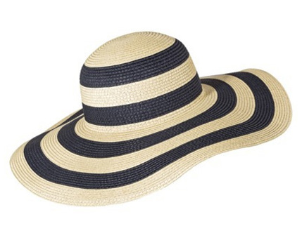 Target-Striped-Floppy-Hat