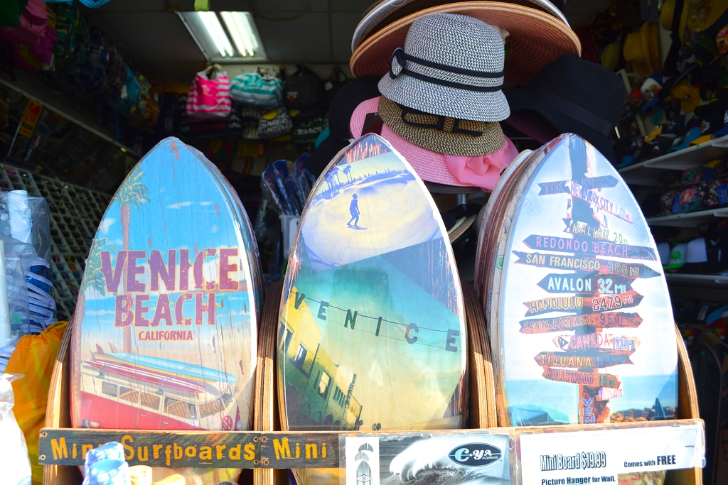 venice beach surfboards