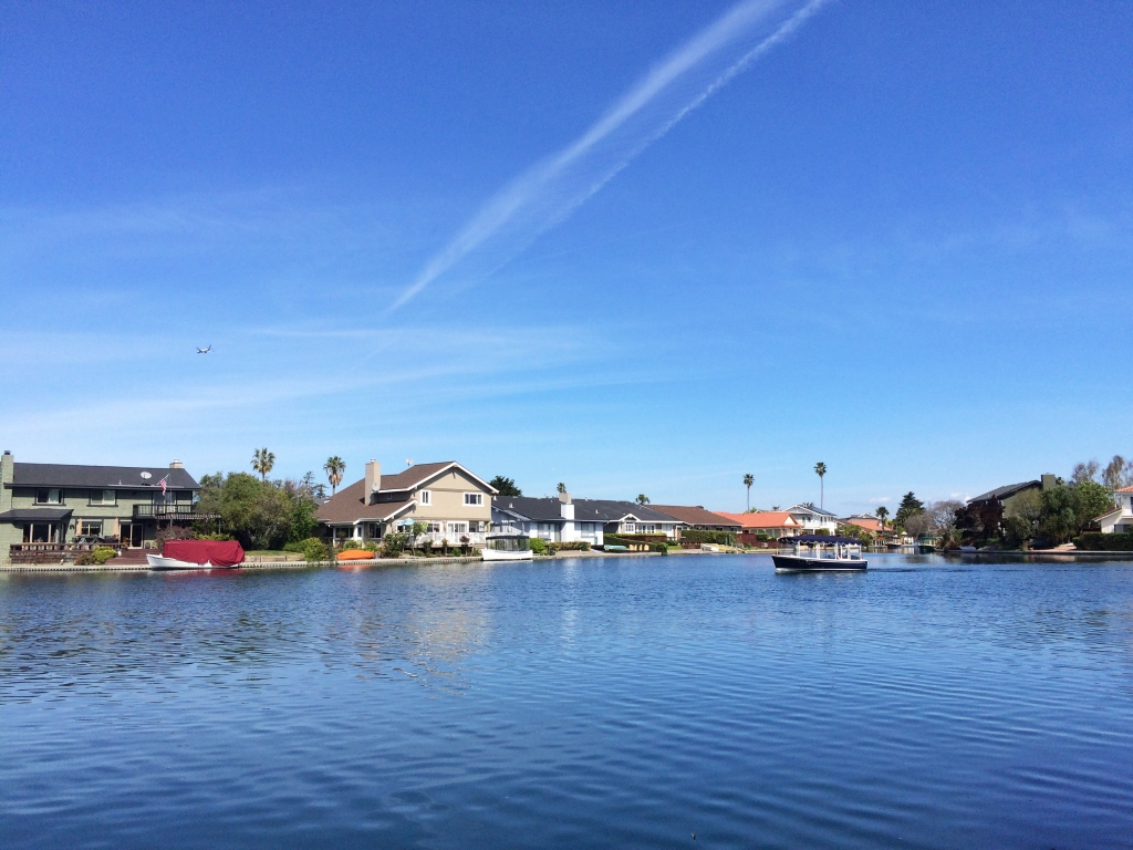 foster city canals