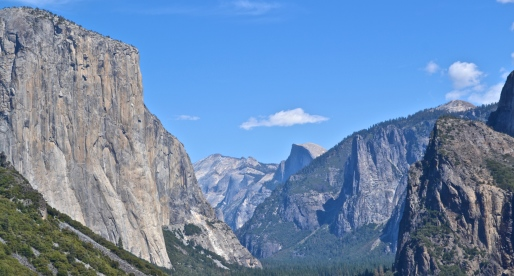 Experiencing Yosemite National Park in One Day Flat