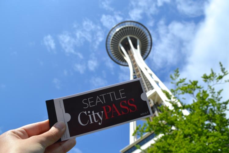 seattle citypass space needle