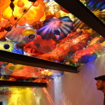 chihuly glass and garden seattle