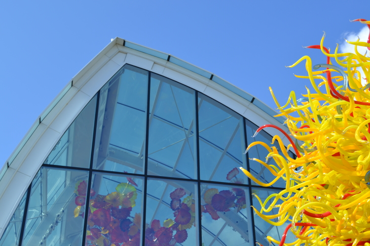 chihuly garden and glass museum seattle