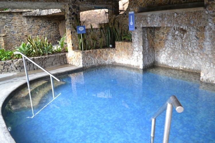 hydrothermal pool Guatemala