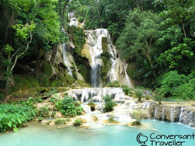 Things to do in Luang Prabang: Kuang Si Waterfalls