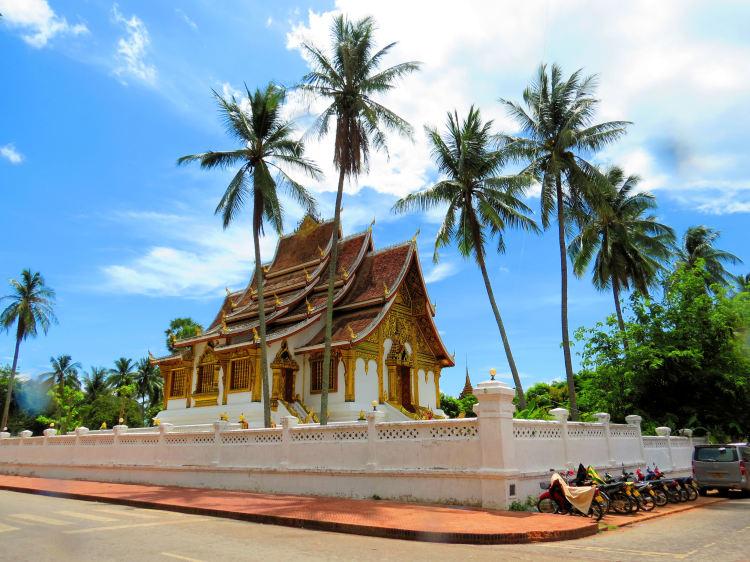 Things to do in Luang Prabang: Royal Palace Museum and Wat