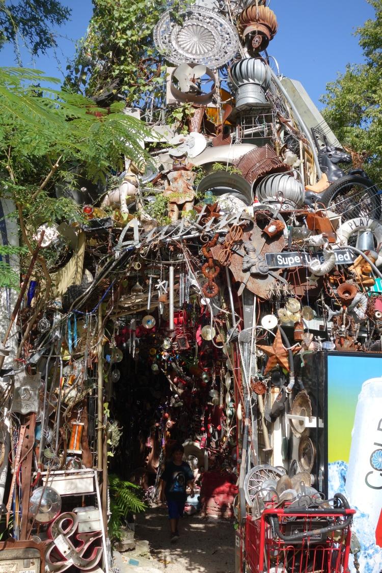 pile of junk austin texas