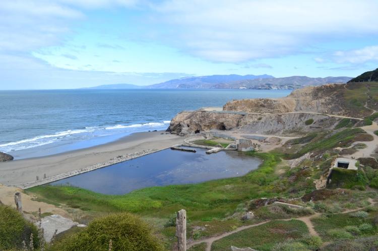 lands end hike san francisco sutro baths