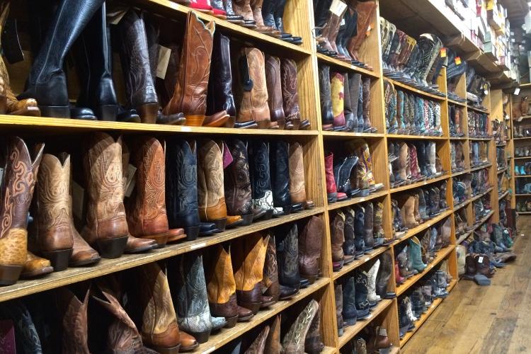 allen boots austin texas