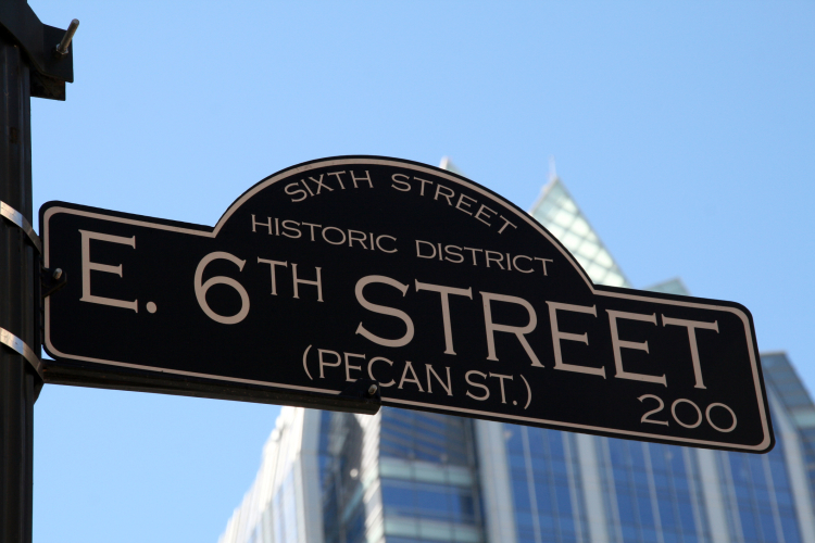 things to do in austin visit 6th street austin texas