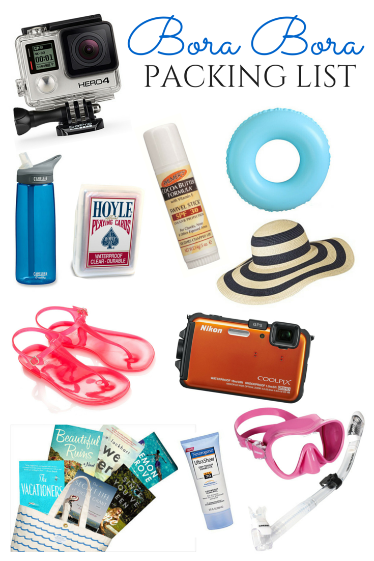 What to Pack for Bora Bora and Moorea | www.apassionandapassport.com