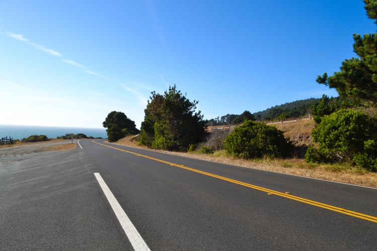 driving from san francisco to mendocino