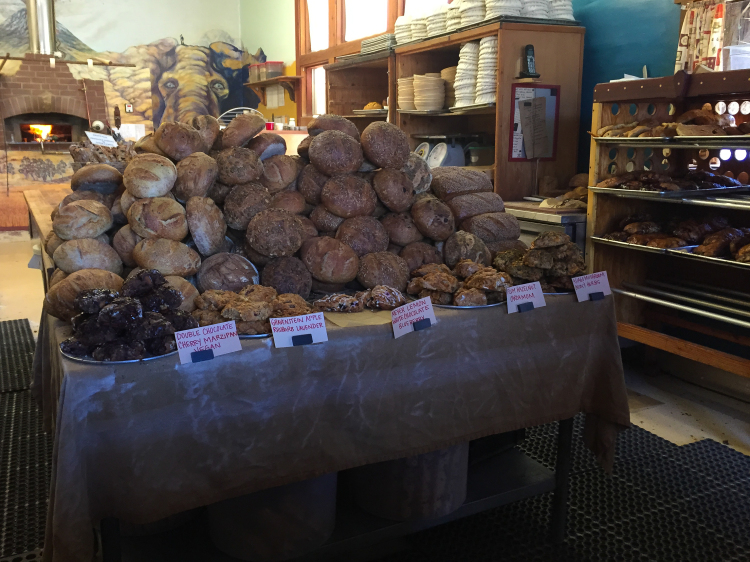 wild flour bread co california