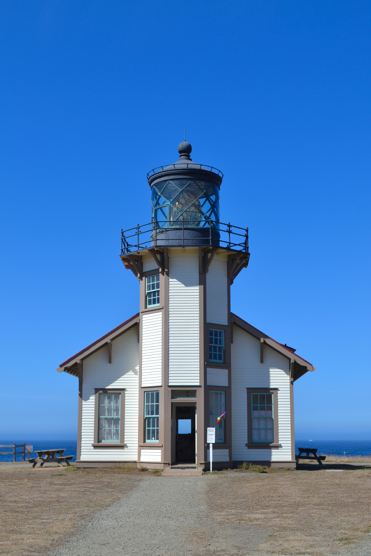 mendocino lighthouse