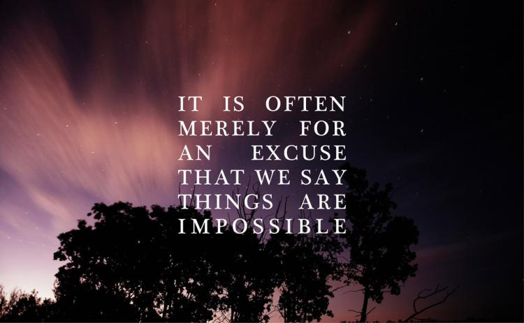Nothing's Impossible! | www.apassionandapassport.com