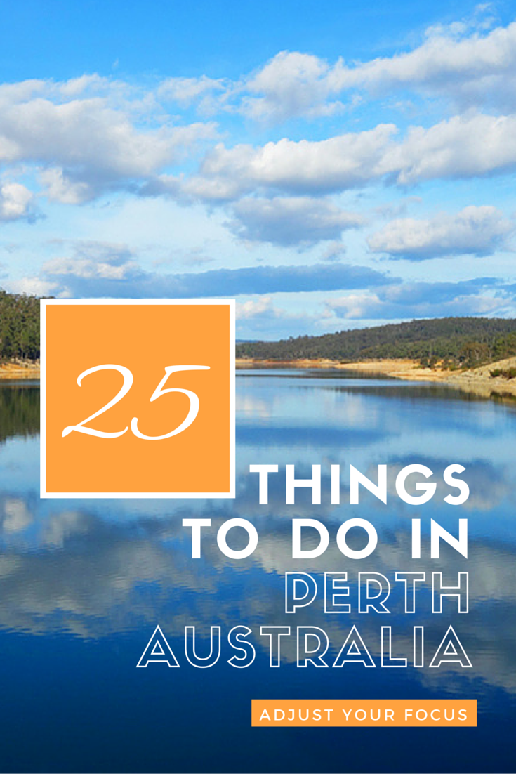 25 Things to Do in Perth Australia | www.apassionandapassport.com