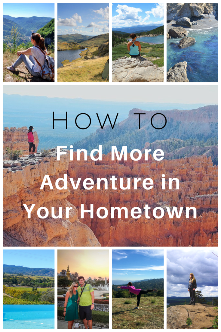 Adventuring at Home >> top tips on how to make any day any where feel like an adventure   www.apassionandapassport.com