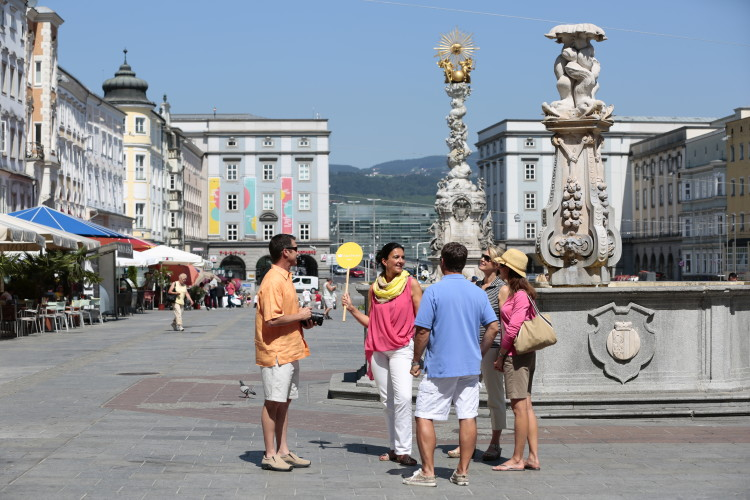 Where to Stop on a River Cruise: Linz, Austria | www.apassionandapassport.com