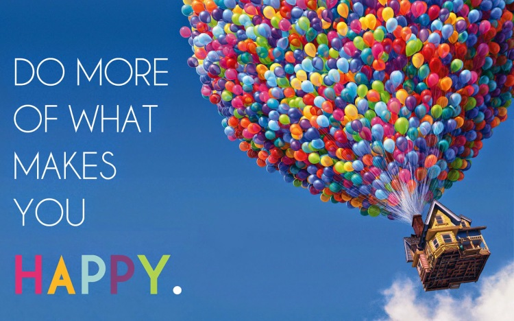 Do More of What Makes YOU Happy | www.apassionandapassport.com