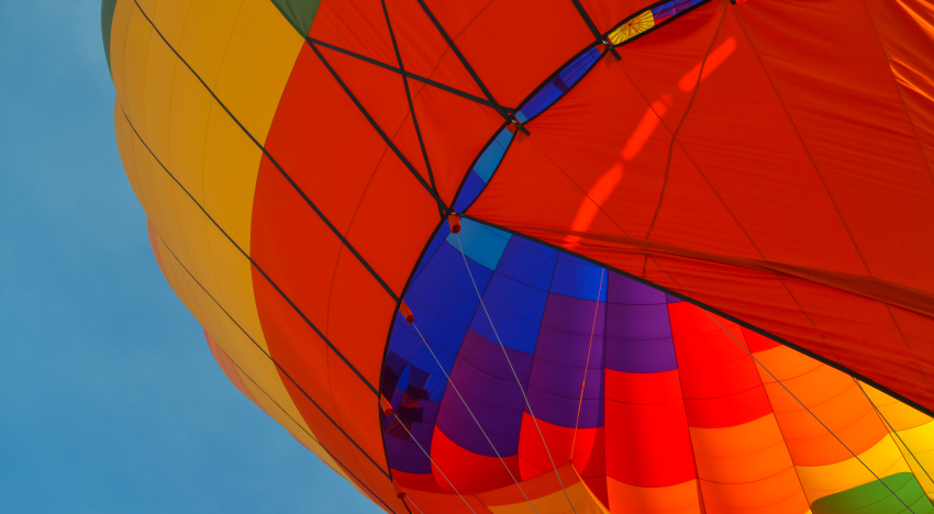 Hot Air Ballooning in Scottsdale: Soaring High at Sunrise Above the Sonoran Desert