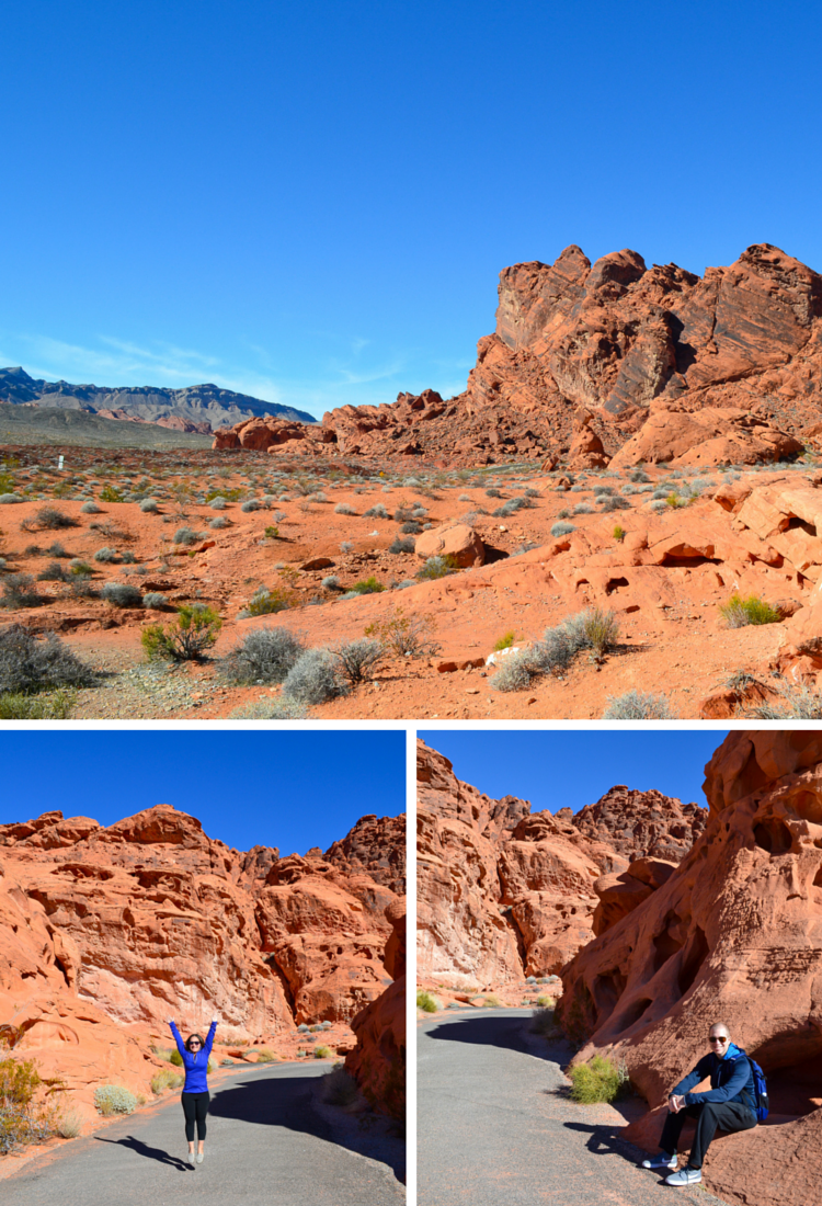 A Day Trip from Las Vegas to Valley of Fire State Park Nevada >> ridiculously mind-blowing! Check it out for yourself! (Tips here) | www.apassionandapassport.com