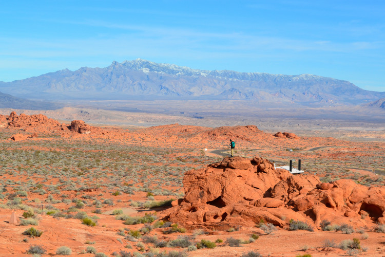 A Day Trip from Las Vegas to Valley of Fire State Park Nevada