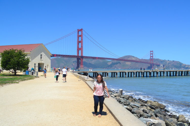 Best Places to See (and Photograph) the Golden Gate Bridge >> a MUST do when visiting San Francisco!   www.apassionandapassport.com