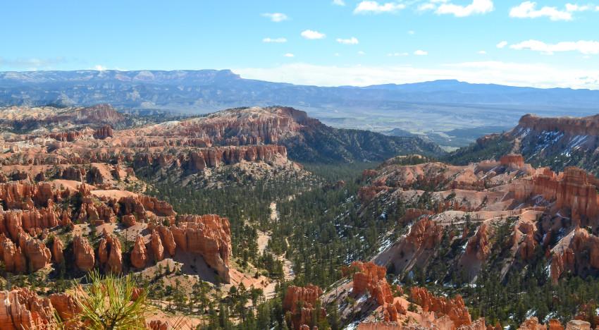 Hoodoo Heaven in Breathtaking Bryce Canyon National Park