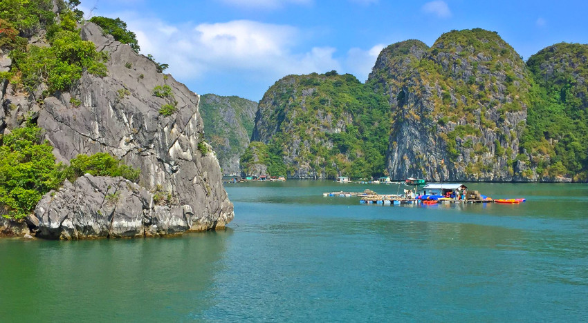 A Two Week Itinerary Throughout Vietnam