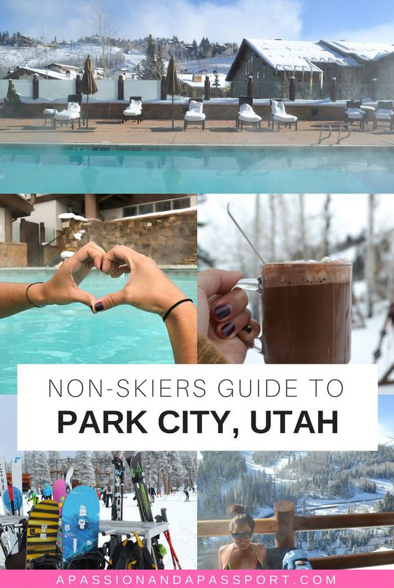 What to do in Park City besides ski!