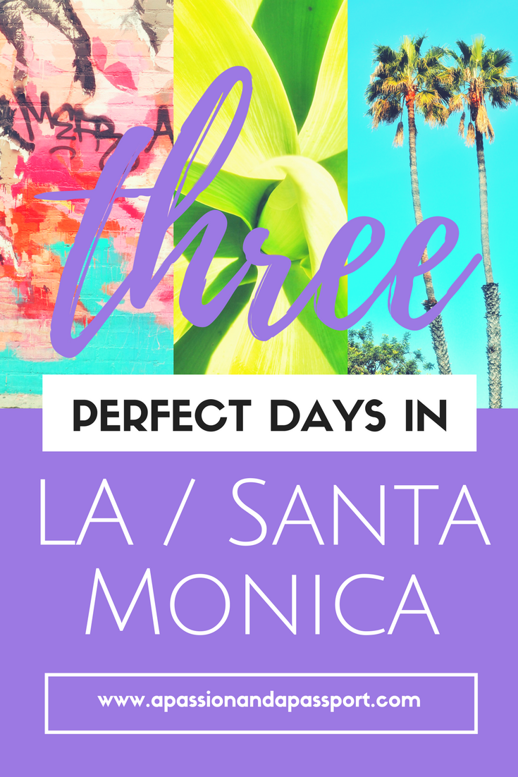 Heading off on a long weekend in Los Angeles soon?! Check this out for the best things in do in LA after you've ticked off all the necessary touristy hot spots!