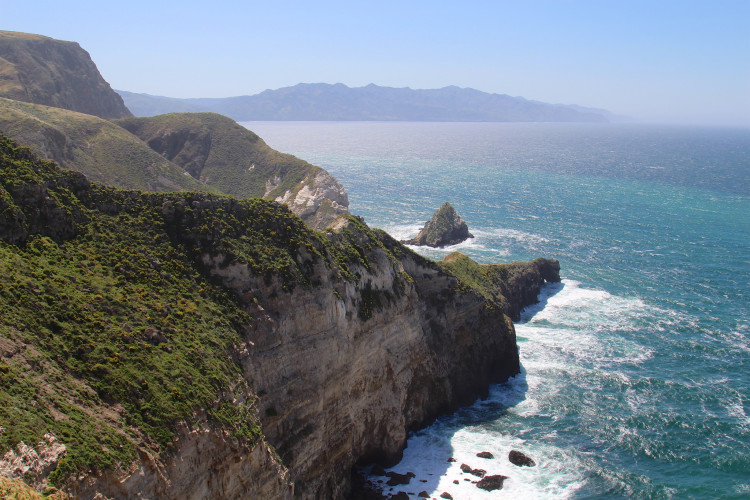 Channel Islands National Park California Coast Road Trip