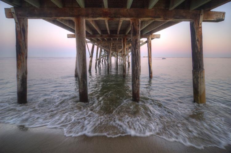 Malibu Pier California Coast Road Trip