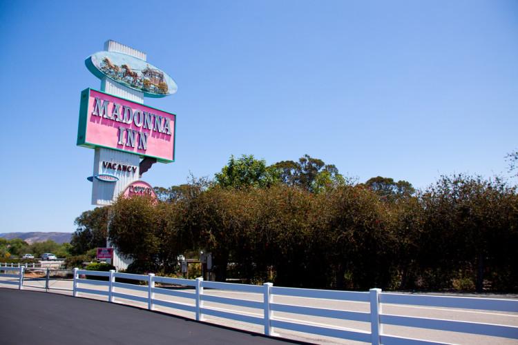Madonna Inn SLO California