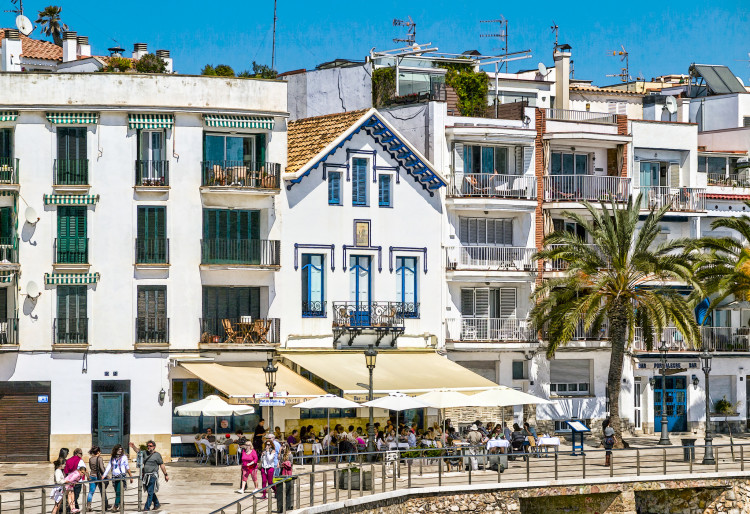 Sitges Day Trip from Barcelona