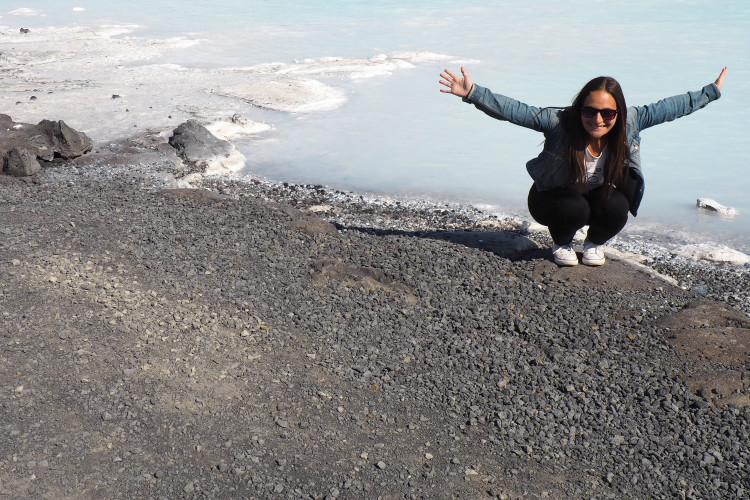 Visiting the Blue Lagoon in Iceland srcset=