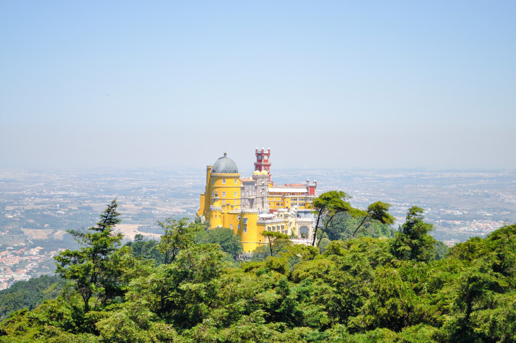 Best Day Trips from Lisbon, Portugal: Sintra