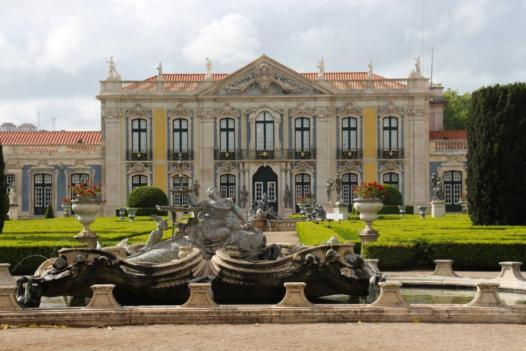 Best Day Trips from Lisbon, Portugal: Palace of Queluz