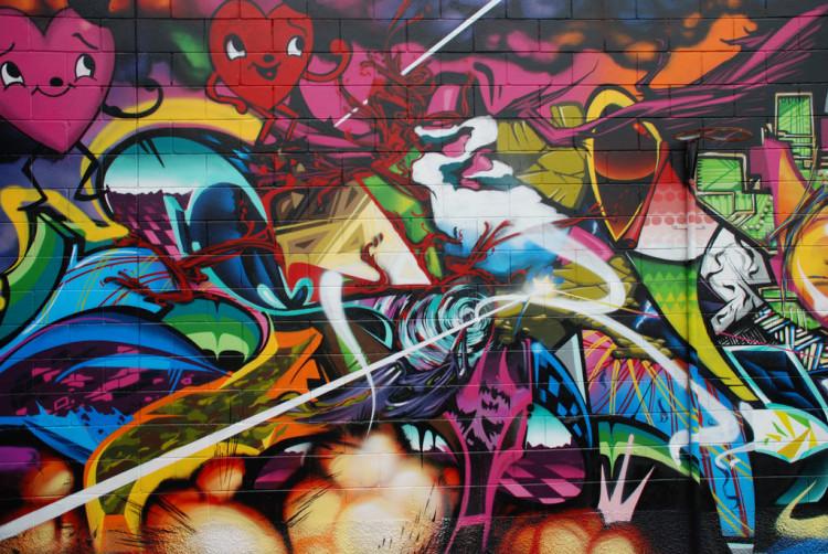 Auckland graffiti morningside