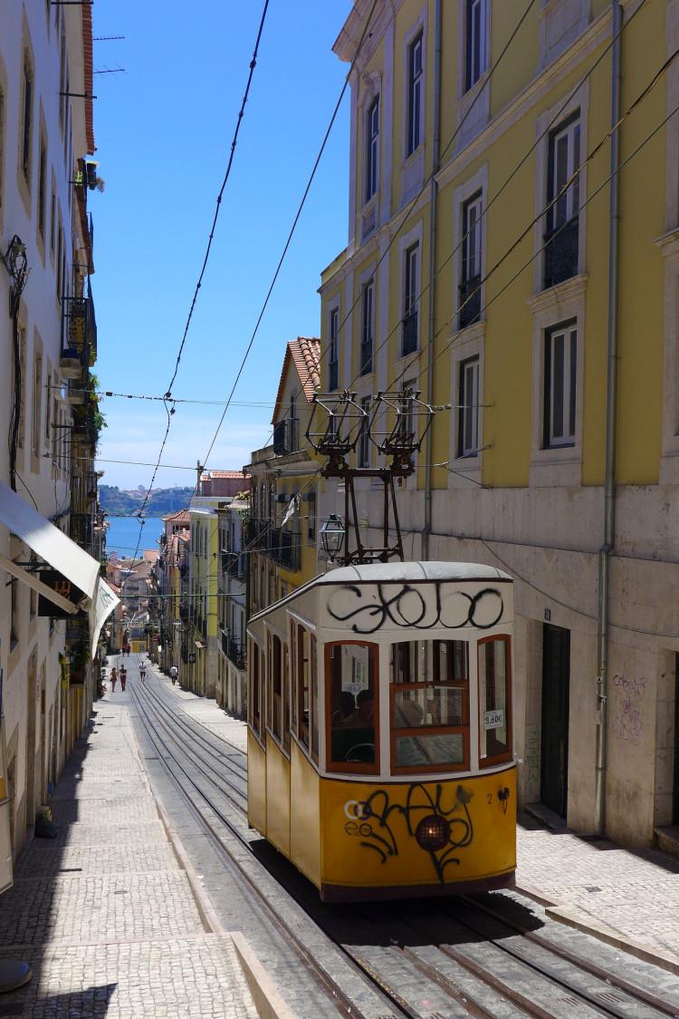 Barrio Alto Lisbon