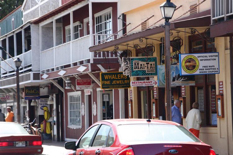Lahaina Main Street